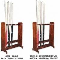 Cue Rack Jarah Walnut