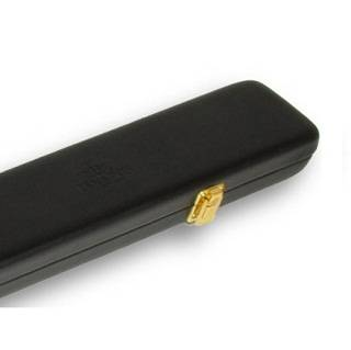 Peradon Leather Case Black Wide 1pc