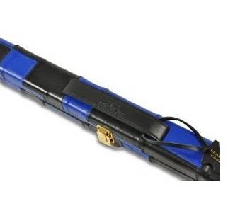 Peradon Leather Case Black Blue Thin 1pc