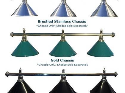 Snooker Pool Table Lights