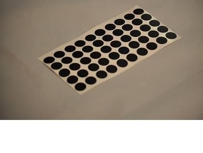 Snooker Table Spots Silk