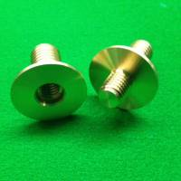 Snooker Pool Cue Brass Joint