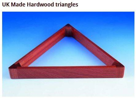 Triangle Hardwood 2 1/16 Mahogany colour