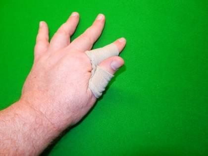 Glove Finger Wraps