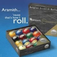 Aramith Duramith Pool Balls