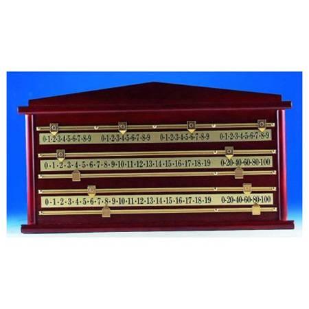 Peradon Scoreboard Four Hander