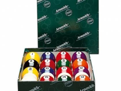 Aramith Premier 8Ball Pool Set