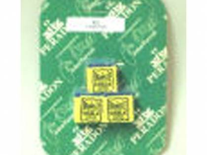 Tweeten Chalk Card 3 Blocks Green