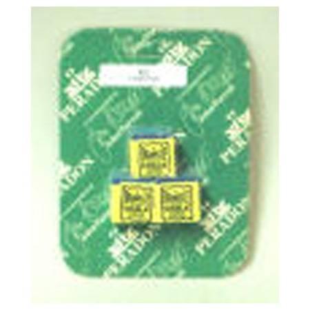 Tweeten Chalk Card 3 Blocks Green