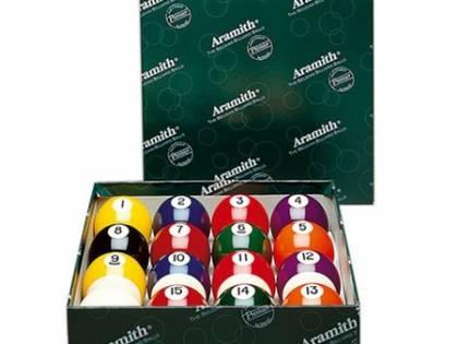 Aramith Premier 8Ball Pool Set
