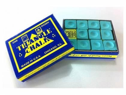 Tweeten Triangle Chalk 12 Blocks Green